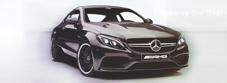 I Choose: Mercedes-AMG C63 S Coupe