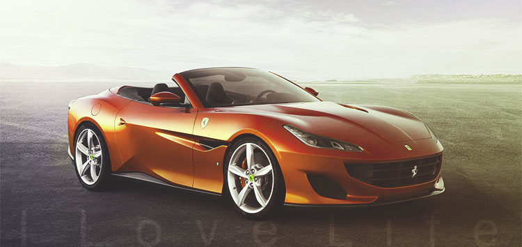 A Look at the New Ferrari Portofino