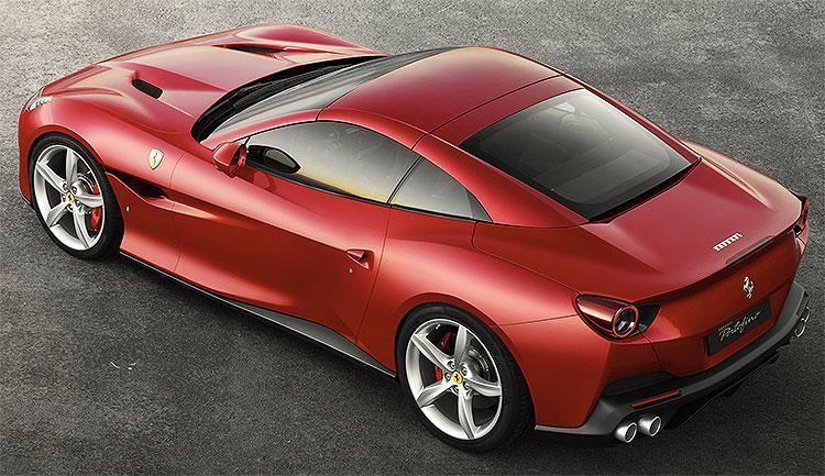 Ferrari Portofino Hardtop