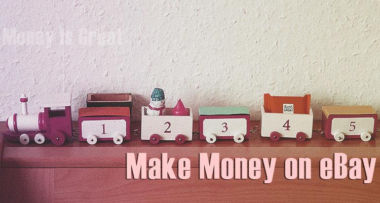 Make Money Online with eBay